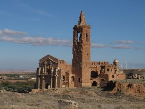 Belchite. San Martín de Tours