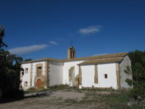 Fañanás. Ermita de la Virgen de Bureta
