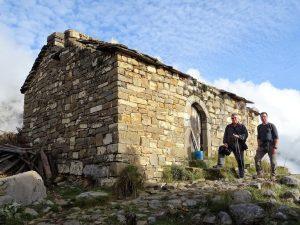 La Mula.Capilla de San Bartolomé