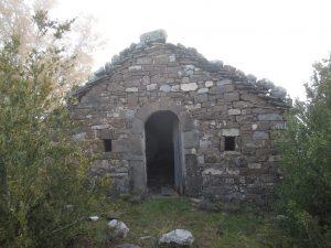 La Mula. Ermita San Jorge