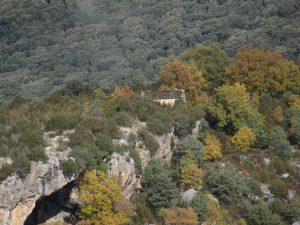 Ermita de San Jorge, desde La Mula
