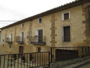 Bespén. Casa Ribera