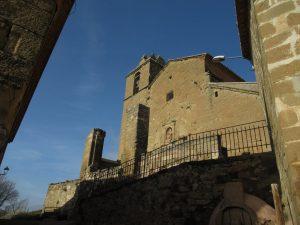 Santa Eulalia La Mayor. San Pedro