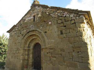 Santa Eulalia La Mayor. Ermita Virgen de Sescún