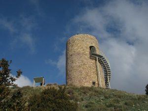 Santa Eulalia La Mayor. Torre del castillo
