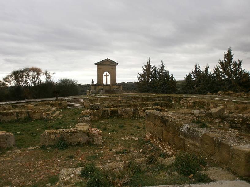 Ruta entre Siétamo y Velillas