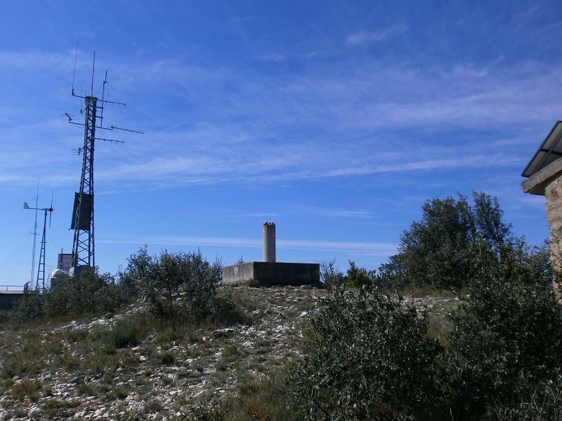 Subida al pico Buñero en la Sierra de la Carrodilla