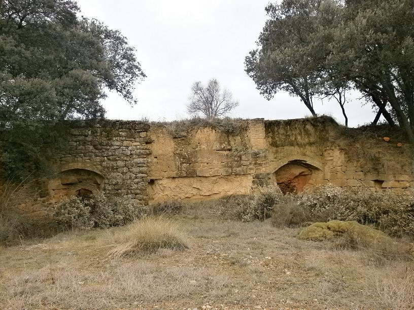 Pozos de cal – La Hoya de Huesca
