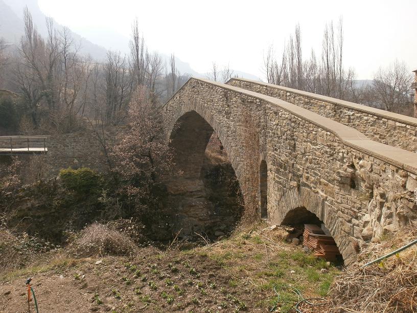 Ruta entre Pardinella y Beranuy