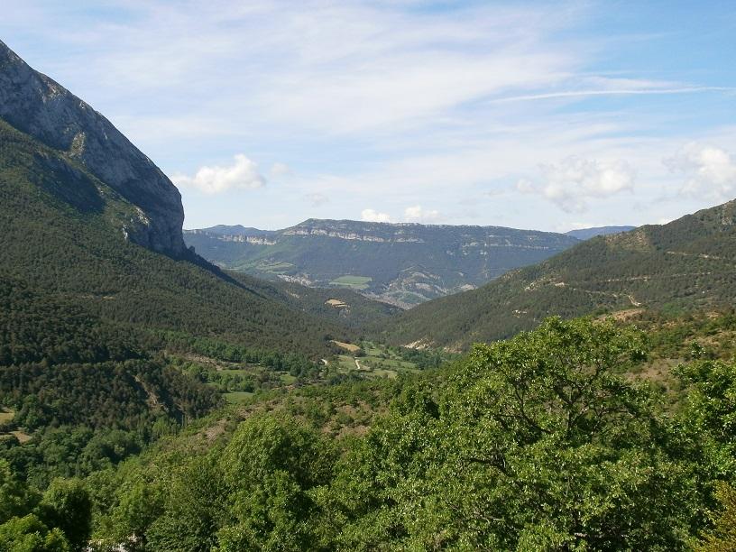Ruta por el Valle de Bardají