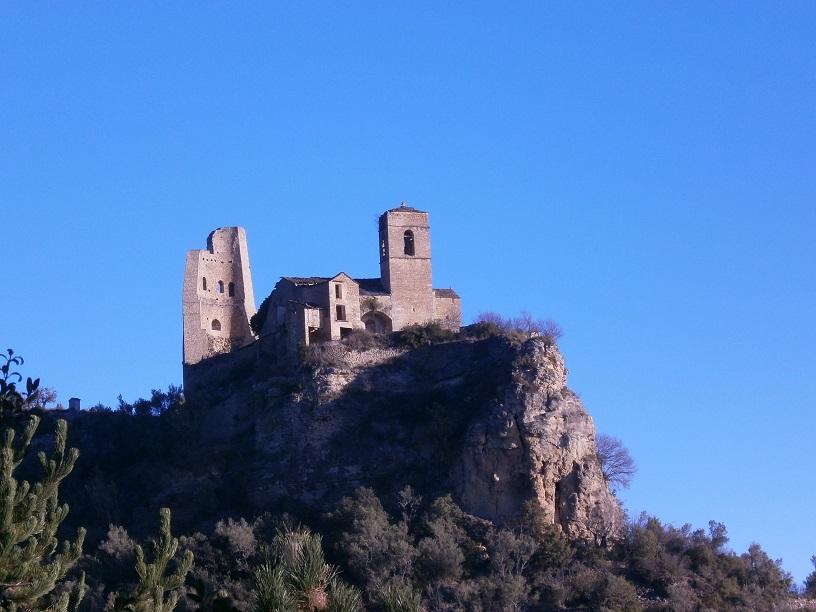 Castillos y torres defensivas La Ribagorza