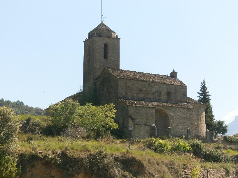 Ruta entre L'Ainsa y Labuerda