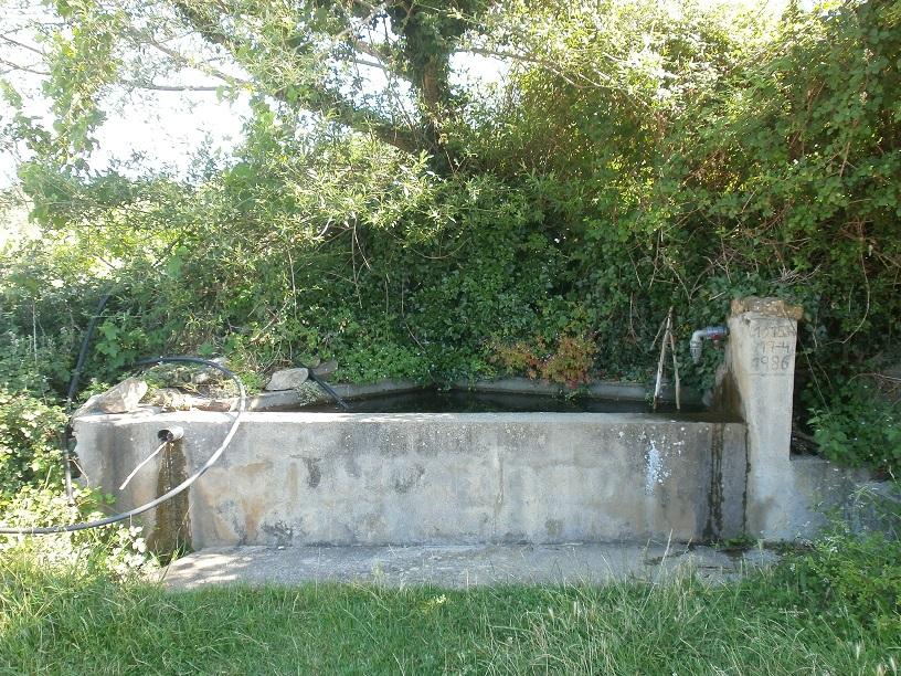 Fuentes y lavaderos – El Sobrarbe