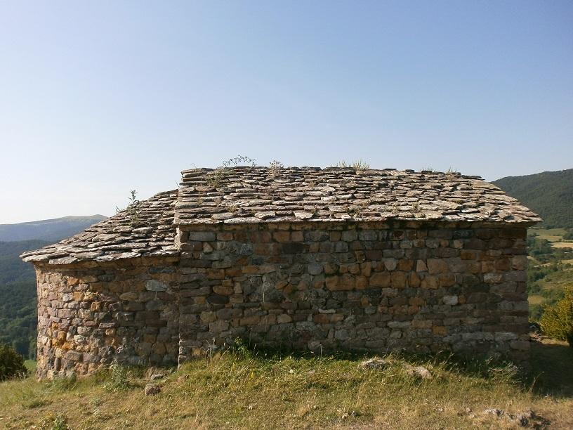 Ruta circular en Bonansa por la ruta de las ermitas