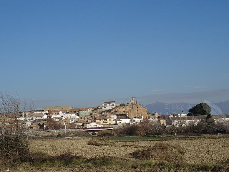 Ruta por Grañén y Torres de Barbués