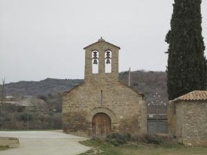 Lascuarre. San Martín