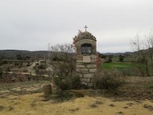 Lascuarre. Pilaret de San Antolín