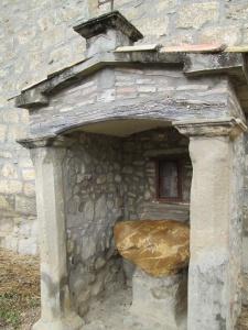 Capella. Piedra de San Ramón