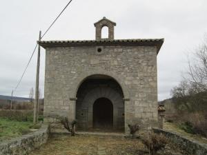Capella. Ermita de San Ramón