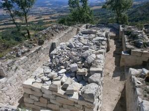 Capella. Ermita de Santa Eulalia