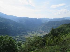 Valle de Benasque. Castejón de Sos