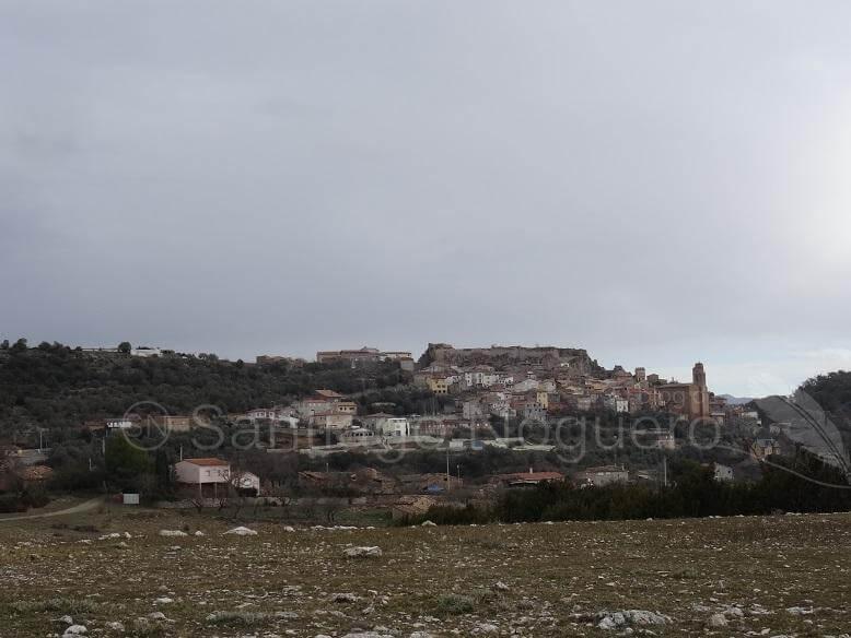 Ruta entre Camporrells y Estopiñán del Castillo