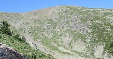 Ruta de ascenso al Pico Moncayo