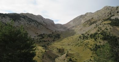 Ruta de ascensión al Turbón