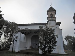 Huesca. Ermita de San Jorge