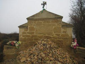 Monumento a Santa Paciencia. Santuario de Loreto