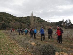 Camino de las Lagunas de Estaña