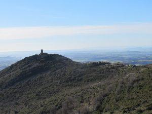 Castillo y ermita de Santa Eulalia la Mayor