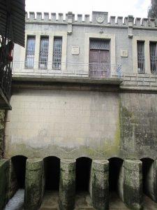 Compuertas del Canal de Tamarite