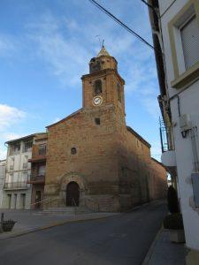 Altorricón. San Bartolomé