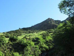 Montes del Valle de Castanesa