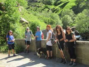 Valle de Castanesa. Llegando a las Bordas