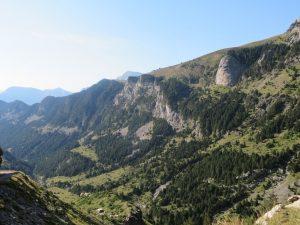 Valle de Chisagües. Sierra de Espierba