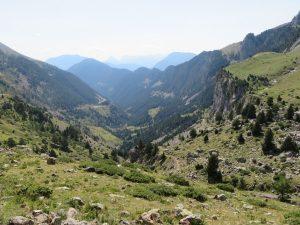 Valle de Chisagües desde Pietramula