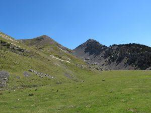 Pico Comodoto y la Punta Estibeta
