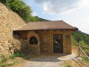 Alrededores de la ermita Virgen de la Cueva