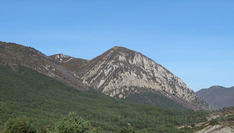 Ruta de ascensión al Pico Peiró