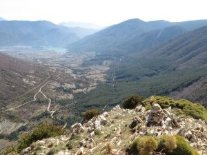 Valle de Arguis, desde el Peiró