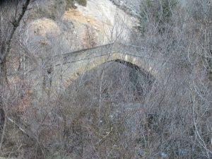 Puente sobre el Isábena. Obarra