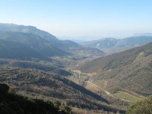 Valle de Isábena, desde el mirador