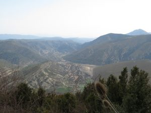 Valle de Belsué y Sierra de la Gabardiella