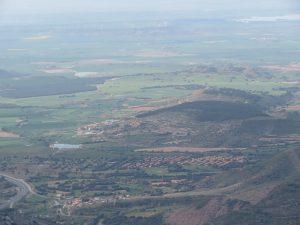 Nueno. Llanuras de La Hoya de Huesca