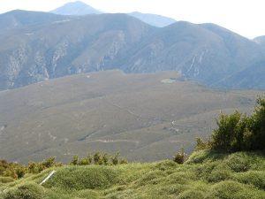 Valle de Belsué. Sierra de Gabardiella