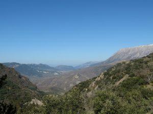 Valle de Llerp y Sierra Chordal