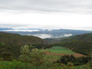 Subiendo al Pico Buñero
