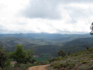 Valle del Sarrón